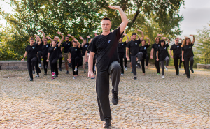 Improving Balance with Tai Chi