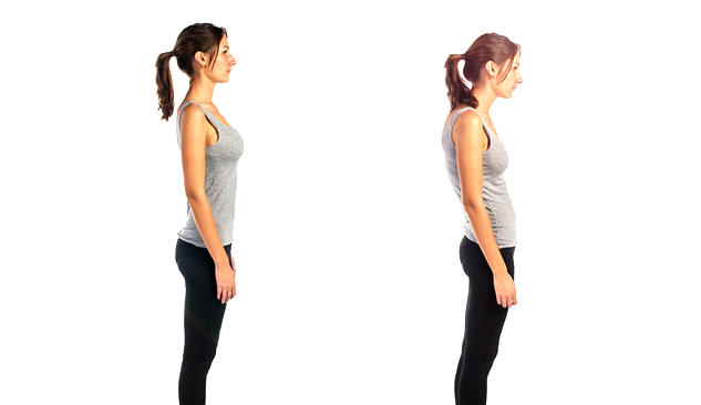 GOOD POSTURE – How it benefits our stamina and the overall health